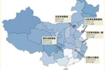 我国新能源汽车版图解读:东部是大户/西部刚启程