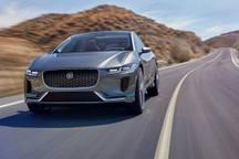续航500公里,Model X的对手来了,四驱版捷豹I-Pace将于下周发布