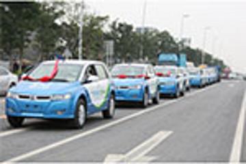 河南郑州出租车运价或将调整 电动化改革拟启动