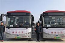 江苏南京:浦口5条公交线换上纯电动公交车