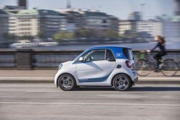 戴姆勒8500万美元收购汽车共享平台Car2Go四分之一股份