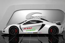 百公里加速3.5秒 R1 550插电混动版官图发布