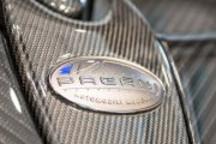 于2025年推出 帕加尼研发性能电动超跑