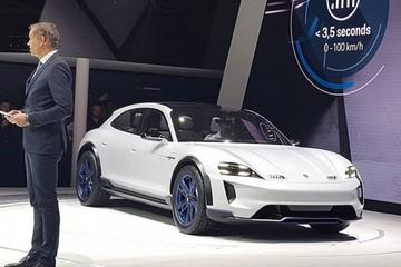 日内瓦车展上的电动车:是特斯拉的竞争对手,还是传统车企间的「自相残杀」?