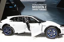 保时捷Mission E猎装跨界概念车将于2021年量产