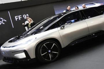 法拉第未来关联公司广州南沙设点,贾跃亭要在国内投产电动车?