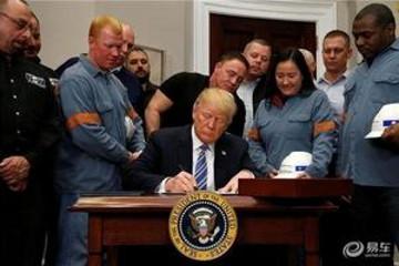 特朗普提升钢铁关税影响大:进口车价上涨 广汽赴美或搁浅