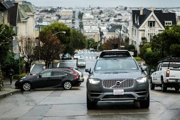 Uber 自动驾驶车撞死行人:测试车到底刹没刹车?