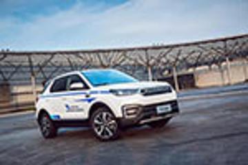 长安汽车自动驾驶核心技术量产测试 CS55成首款搭载车型