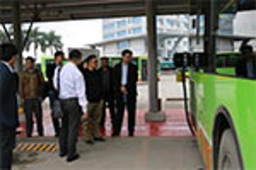 广西南宁:新能源公交占运营车辆的41.20%