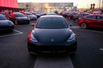 特斯拉新注册 VIN 数量增加,Model 3 产能回升