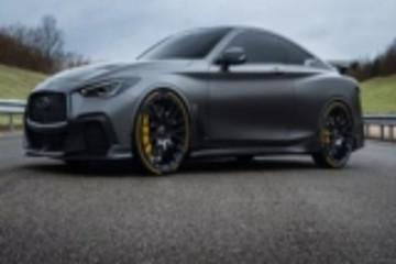 英菲尼迪将于明年测试Q60 Black S混动版F1赛车