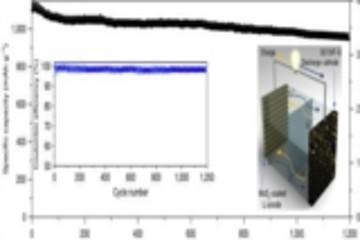 德州大学将二硫化钼用作阳极涂层 提升锂硫电池能量密度