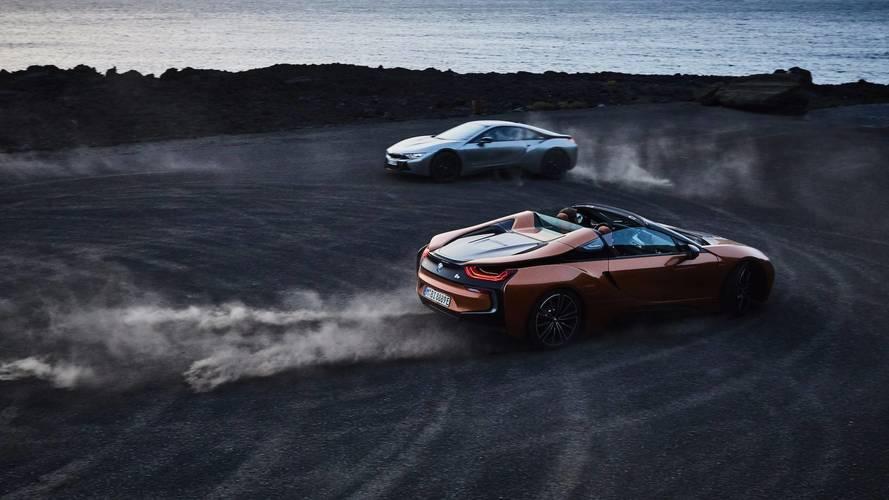 宝马将推BMW i4 ,i3/i8或将面临停产?