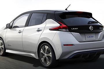 日产发力中国新能源车市场 三款电动车型亮相 2018 北京车展