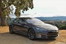 不义之财不可取!一辆被偷来的特斯拉Model S,在河里被发现了