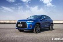 中国首款插混豪华SUV,百公里油耗2.3L的WEY P8开启预售