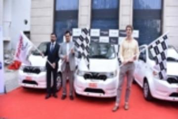 Mahindra Electric与Zoomcar合作e2o电动车项目