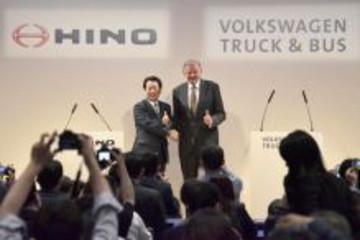 丰田Hino、大众合作研究电动汽车
