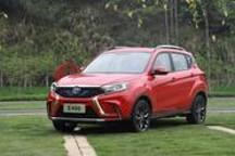 进军纯电SUV市场,动力操控值得点赞 电驹山路试驾江铃E400悦动型