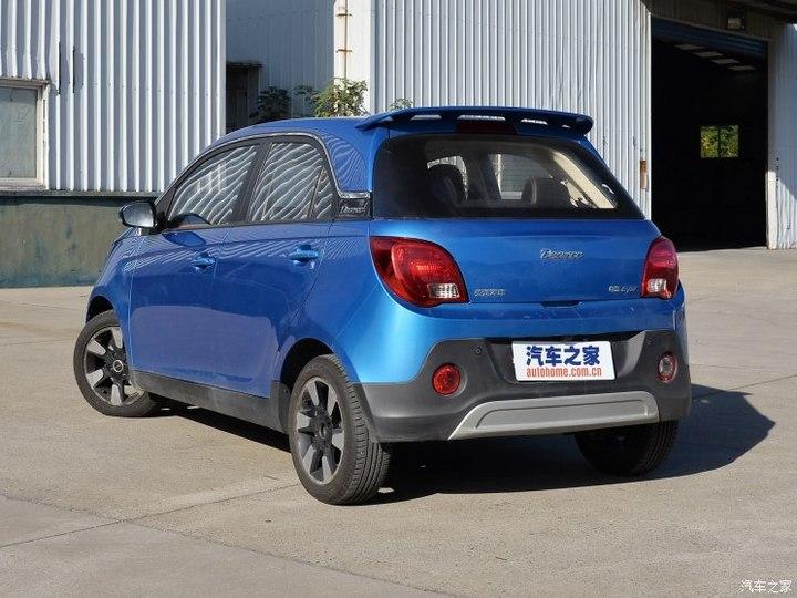 北京车展,续航里程,电咖升级车型,北京车展
