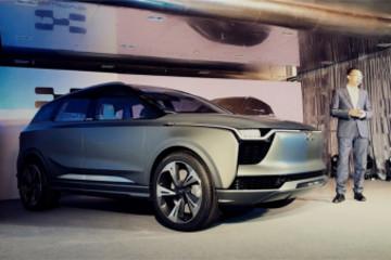 额外再增加100km续航,爱驰U5ion首款纯电SUV轻体验