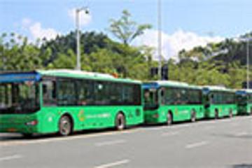 辽宁:辽阳市新购置的100台混合动力公交已投运20台