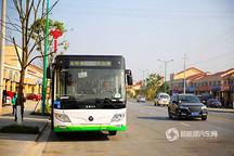湖南:长沙县新能源公交占比近九成