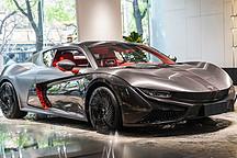 国产高端纯电跑车就该这样造?抢先静态体验前途K50量产版