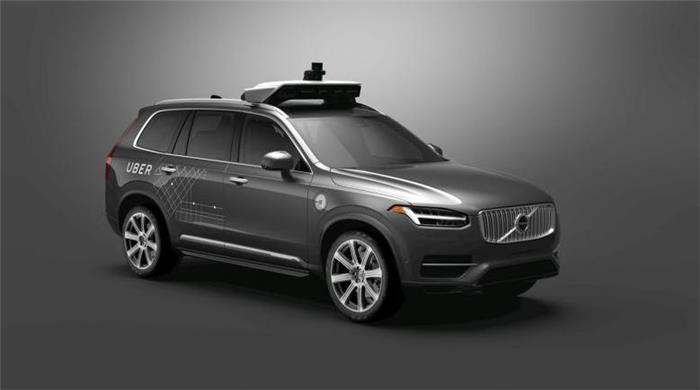 福特将于2021年启用无人驾驶车队网络