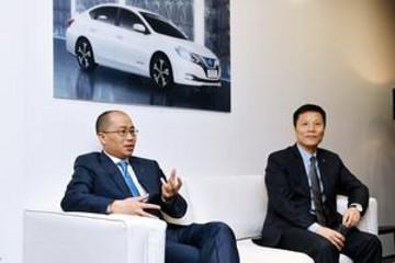陈昊:从轩逸·纯电开始 东风日产要做合资品牌电动车先行者