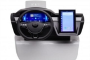 伟世通为吉利提供SmartCore集成座舱域控制器