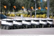 Starship推出商用自动驾驶机器人配送服务