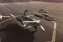 Uber展示飞行汽车原型 空中出租车还是大号无人机?