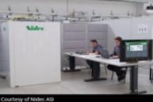 15分钟内可充入80%电量 Nidec ASI发布新款EV超快速充电器