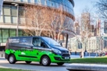 福特将在西班牙巴伦西亚测试Transit Custom PHEV车队