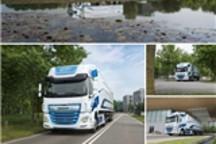 DAF发布新款纯电动卡车及170 kWh车载蓄电池