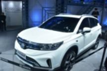 取名ix4 丰田将以广汽身份进军中国新能源车市场
