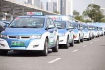 新增网约车在内,年底前深圳将实现出租车100%电动化