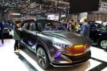 搭四驱系统 双龙电动SUV车型2020年面世