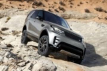 路虎正在为SUV开发全地形自主驾驶技术