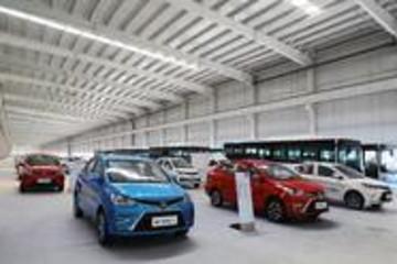 雷丁200亿新能源汽车生产基地落户咸阳开启坚定不移的新能源之路
