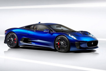一个I-PACE还不够 捷豹或将推出纯电动超级跑车