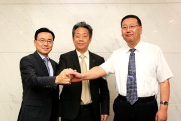 中汽协和国联汽车动力电池研究院与LG化学签署谅解备忘录