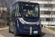无人驾驶接驳车在密歇根大学运行 收集用户数据