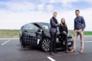 Sono Motors发布Sion太阳能电动汽车,将于2019年量产