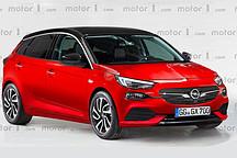 欧宝将基于PSA平台打造纯电动eCorsa车型 或将2020年发布