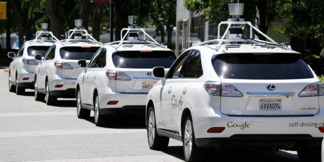 自动驾驶汽车会让400万美国人失业 但带来8000亿美元效益