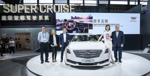 """手握中国30万公里道路高清地图,通用宣布:首款""""放手""""汽车将在华上路"""
