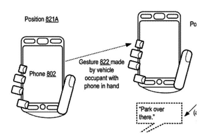苹果发布手势控制专利 期望可利用手势及语音完成车辆操控